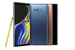 Samsung Galaxy Note 9 [128GB/512GB] Price In Dubai