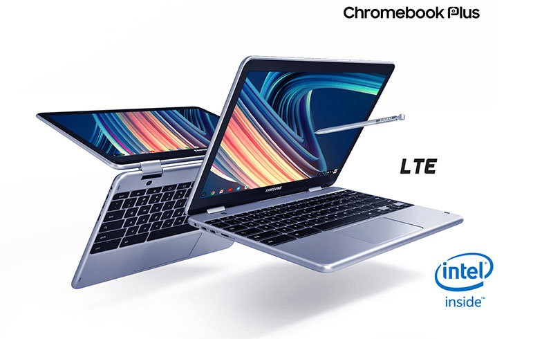 samsung chromebook plus v2 lte
