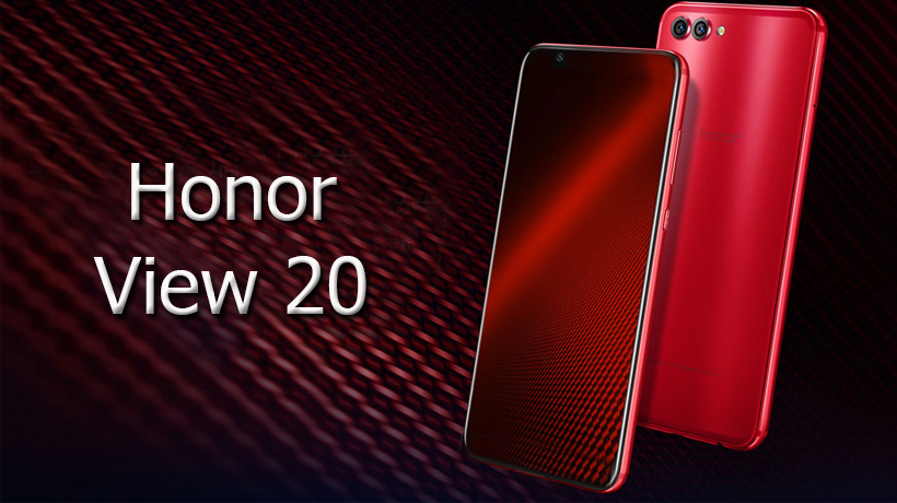 Huawei Honor View 20