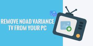 Remove Noad-Variance-TV