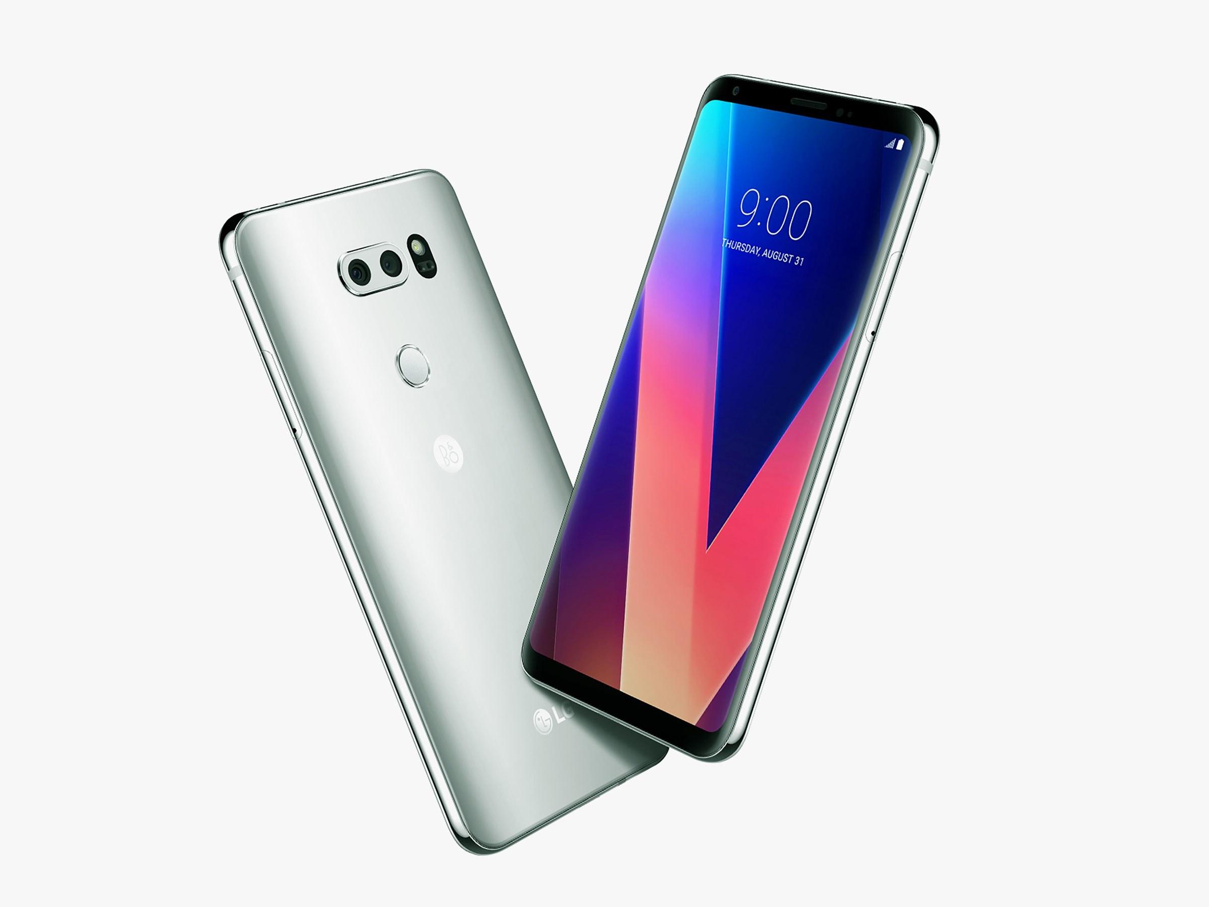 Restore LG Smartphone