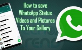 Save WhatsApp Status To Gallery