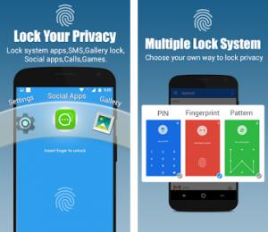 App Lock Fingerprint APK