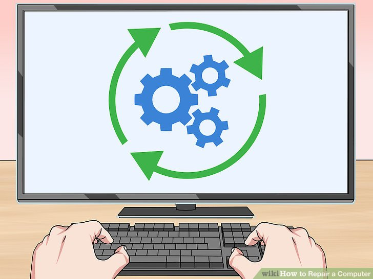 service your own computer