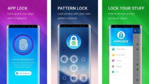 fingerprint app lock