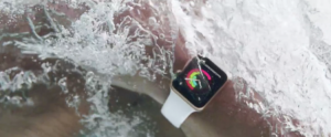 Apple Watch is Waterproof