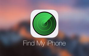 turn off find my app