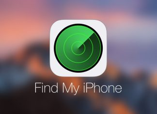 turn off find my app
