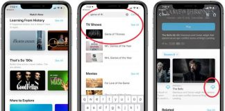 Download Movies and TV Shows from Apple TV+