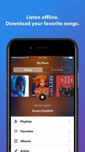 Napster – Top Music & Radio
