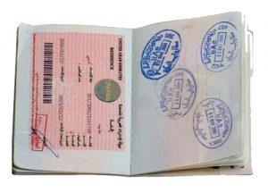 UAE visa type