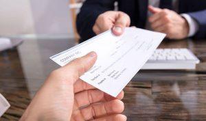 Bounced cheque in Dubai