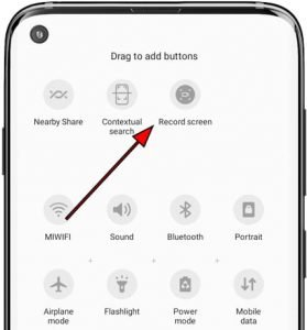how to record screen on Samsung